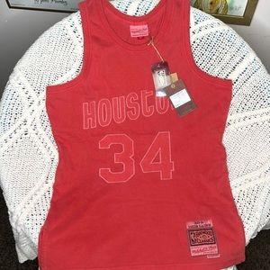 Washed Out Swingman Jersey Houston Rockets